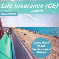 Florida: 15 hr All Licenses CE - Overview of the Life Insurance Industry (INSCE028FL15)